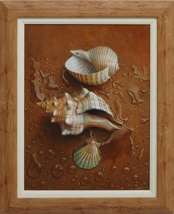"""""""Хайку"""", 2014 – 40×30 см."""