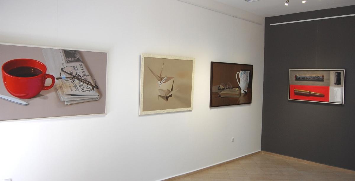Бойко Колев изложба галерия Париж