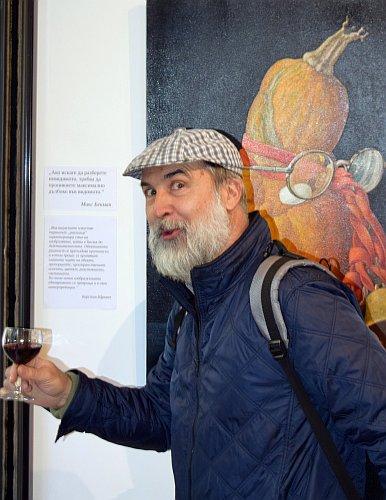 Иван Стратиев - художник