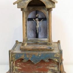 Kivot s ikona na sveti Hristofor