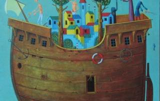 Митовски - Големият кораб