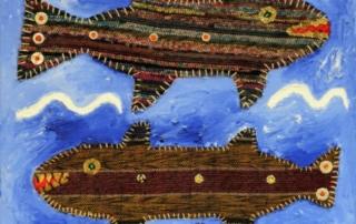 ROSHPAK-Golemite ribi-50x50cm