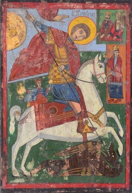 Sveti Georgi - ikona