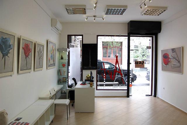 galeria paris - interior