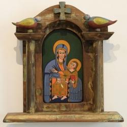 koptski ikonostas