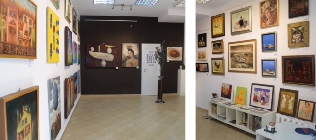 Съвременни български художници