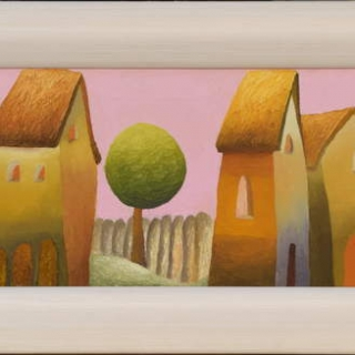 Bogomil Arsov -Landscape-20x50