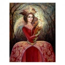 """Daniela Ovtcarov's print - """"Autumn"""""""