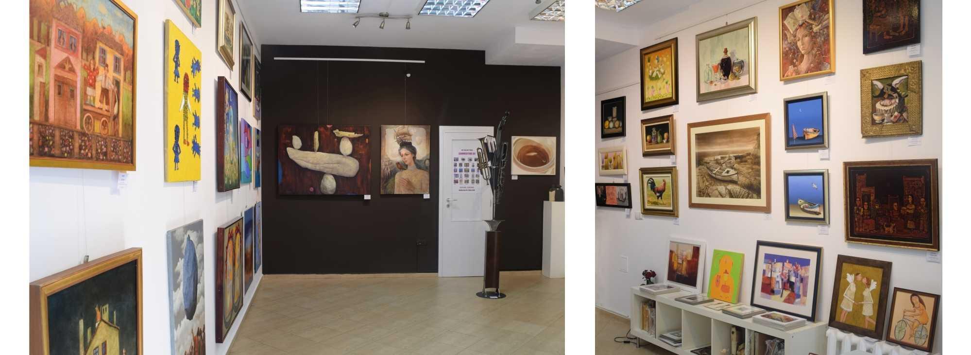 Gallery Paris - kartini za prodazhba