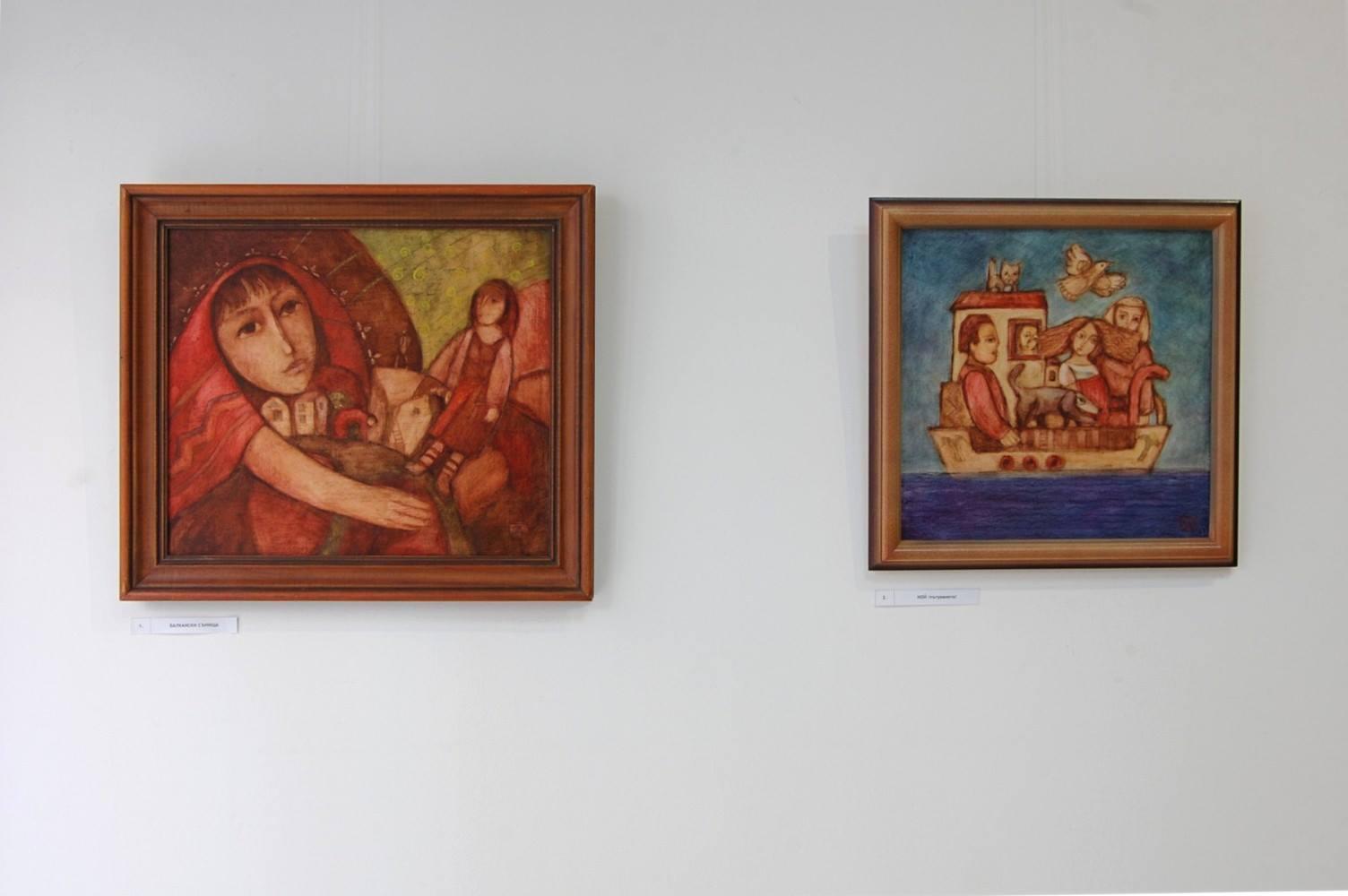 Петър Димов- изложба -1