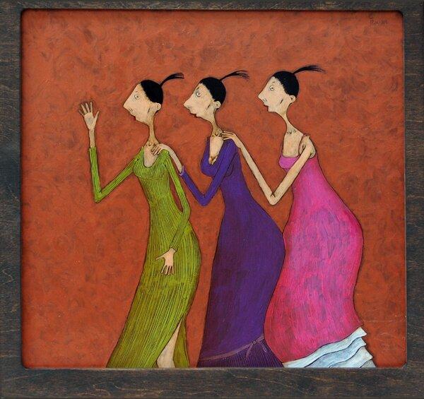 Ролана - Трите танцьорки