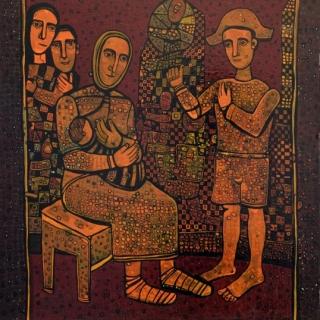 Rumen Malchev - semeistvo - 46x38-2010