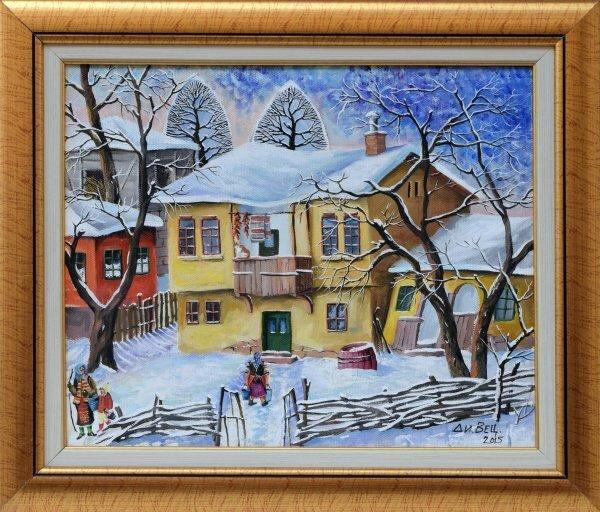 VETSIN - zimno utro-38x46