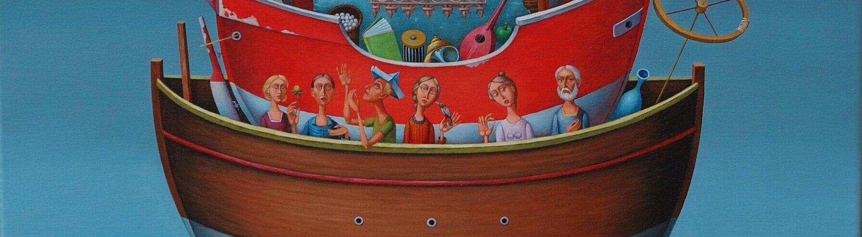 Кирил Митовски-картини