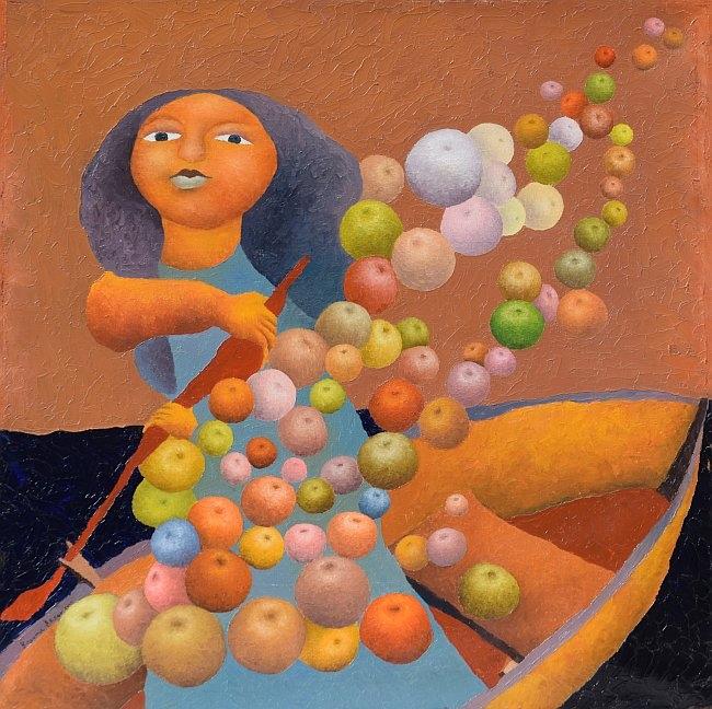 ebesni-darove-kartina-ot-bogomil-arsov-2004