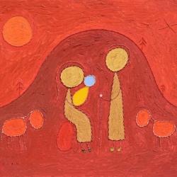 Rosen Rashev - Rozhdestvo -60x70