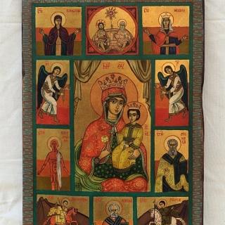 Nenchevi-Bogoroditsa Neuvyahvashta Roza-sceni-Arbanasi-17-18v-42x29