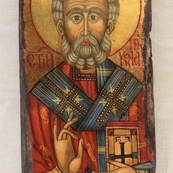 Nenchevi - Sveti Nikola-28x13-Kyustendil