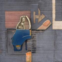 Димитър Николаев- керамично пано-37x37cm