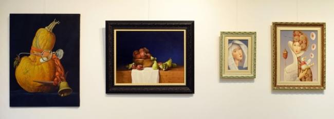 Реализъм - изложба в галерия Париж