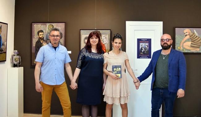 Boris-Nadia-Elisaveta-Gary