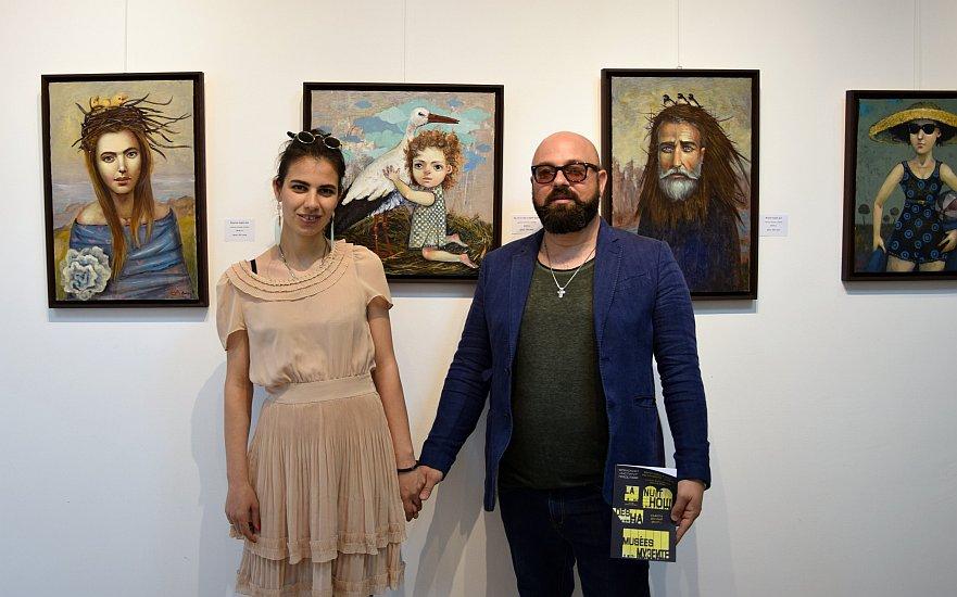 Елисавета Ангелова и Николай Ангелов - Гари