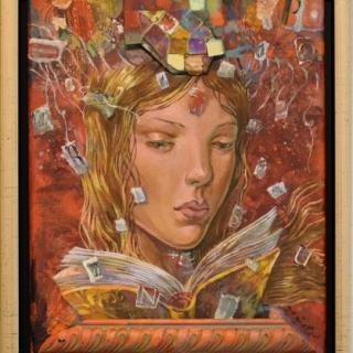 Даниела Зекина - Малко нощно четене-25x20