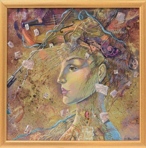 Daniela Zekina - Music-40x40