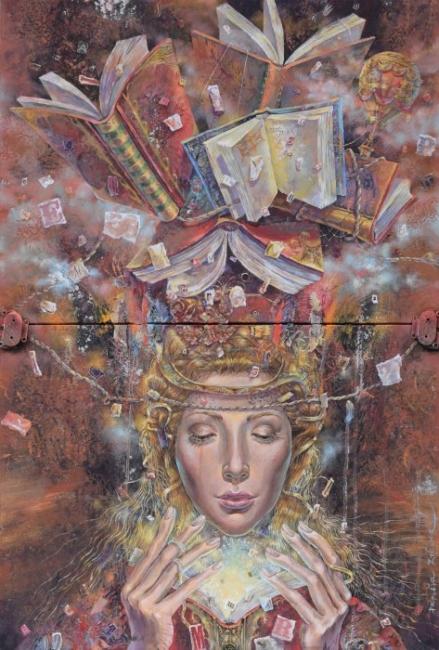 Даниела Зекина - Пътешествие 1-92x61