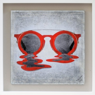 Петър Бояджиев - Емоция - 40x40