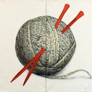 Peter Boyadjieff - Poetry - 60x60