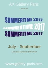 Summertime - Galeria Paris 2017