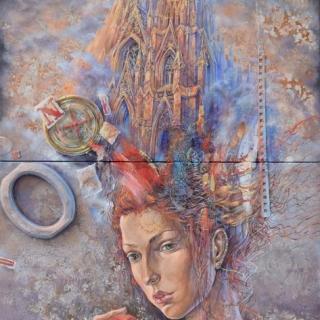 Даниела Зекина - Пътешествие 2-92x61