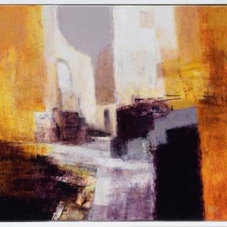 Ruslan Kotev - Syrocuse Light II-50x60