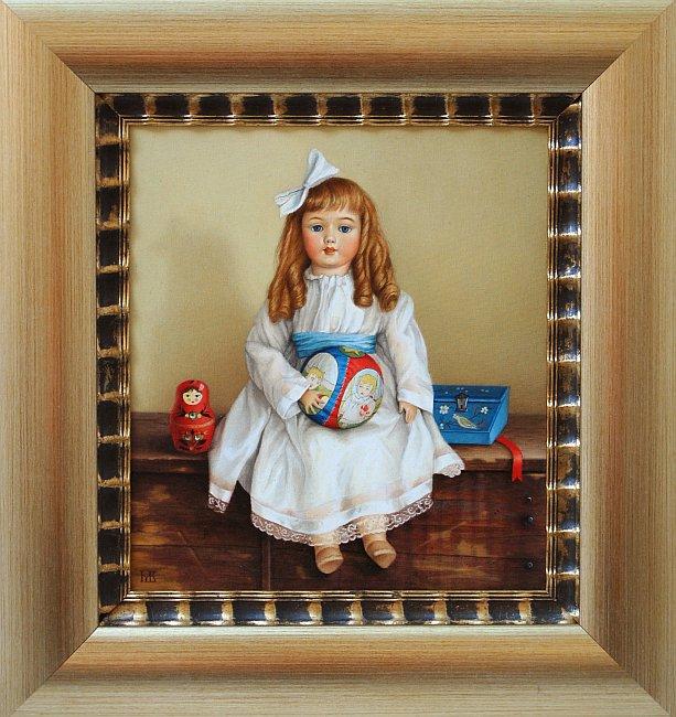 Marina Bogdanova - My childhood_27x25-2011
