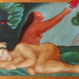 Julia Stankova - Creation of Eve