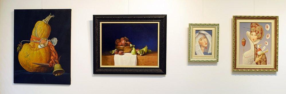 изложби в галерия париж