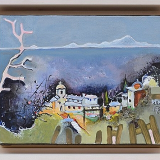 Ivelina Ivanova - Svetogorska svetlina 4 - 20x25