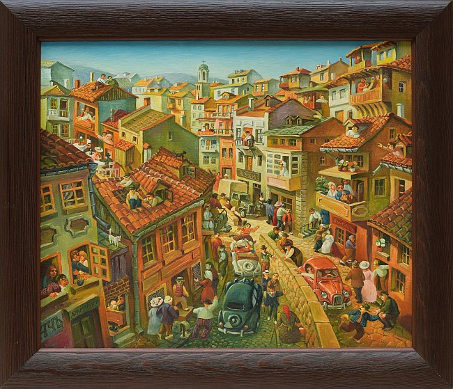 Dramaliev - Veliko Tarnovo-38x46- pribl.2004