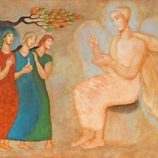 Юлия Станкова - Посещение на празния гроб (The Empty Tomb), 40/53
