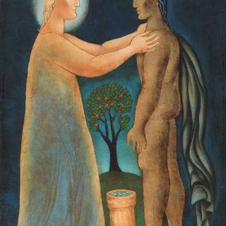 Юлия Станкова - Сътворение на Адам (Creation of Adam), 36/26