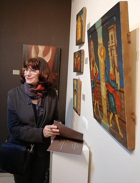 Юлия Станкова- художник, галерия