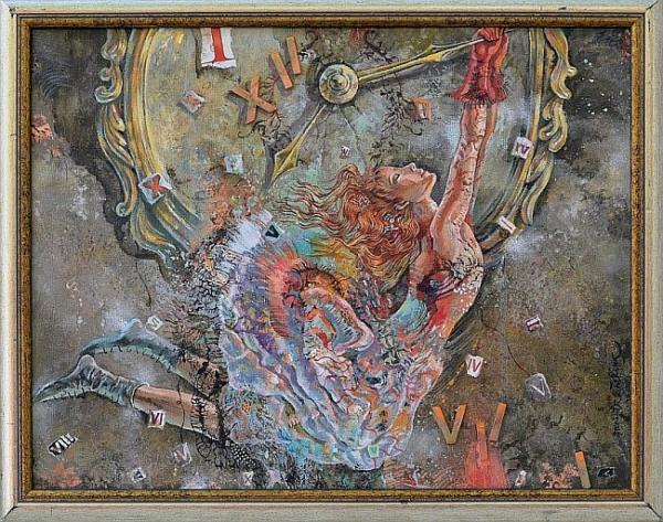 Даниела Зекина-Атропос- богиня на съдбата