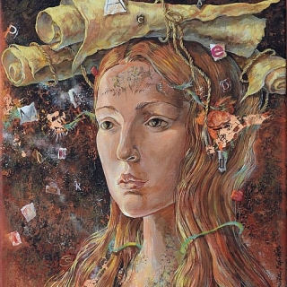 Даниела Зекина - Калиопа 3