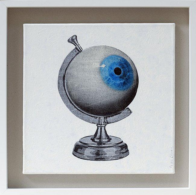 Peter Boyadjieff - Lyubopitstvo-platno-40x40