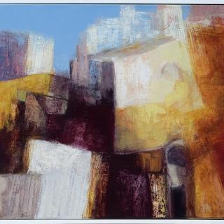 Ruslan Kotev- Palermo church-60x65