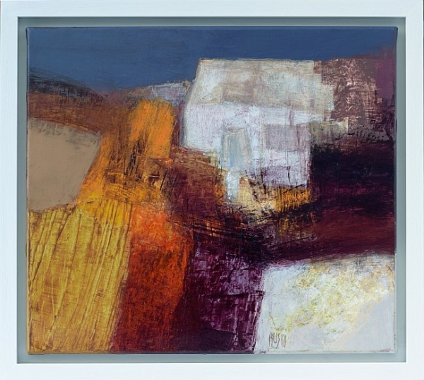Ruslan Kotev-Pantelleria landscape- 40x45