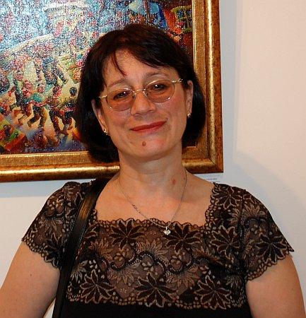 Анета Яламова - художник
