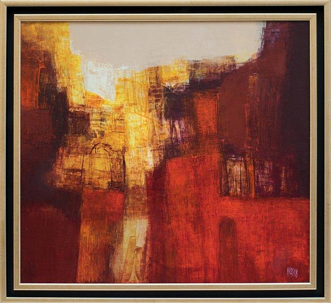 Ruslan Kotev- Sunset-51x56