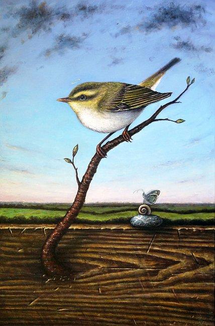 Iskren Semkov- Bird
